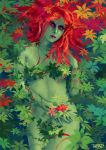 Poison Ivy artrade by Tohad