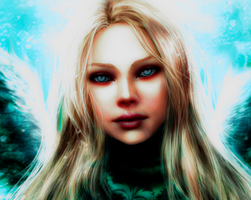 Angel Face by Lulztroll87