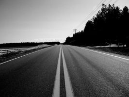 The Long Road Home by mannphotos