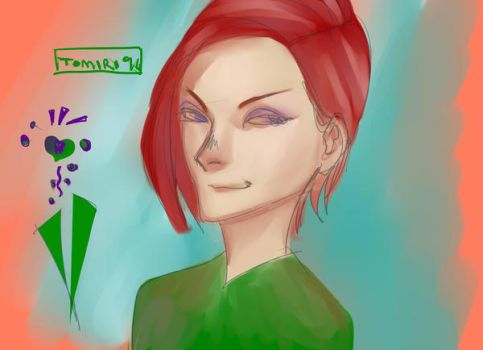 Poison Ivy by TOMIRI94