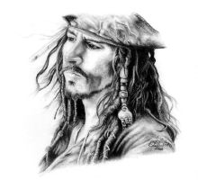 Jack Sparrow by FreedomSparrow3