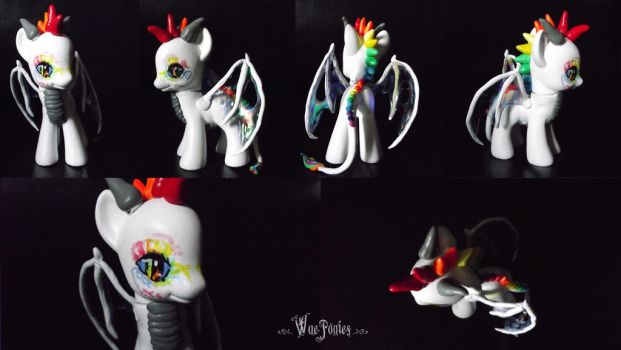 G4 Baby Dragon Prototype by Cemetery-Nightmare