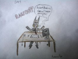 What happens when I'm cut from my PC by BuggerTheFox