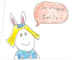 Je m'appelle Emily by dth1971