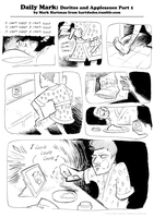 Daily Mark: DnA Part 1 Page 1 by MarkHartman