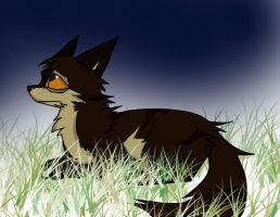 Brambleclaw's Misery by CharcoalShadows