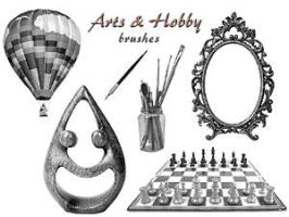 PS Brushes - Art - Hobby by par-me