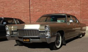 A Truly Golden Cadillac by KyleAndTheClassics