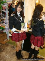 ACG HK 2011 - Cosplay 4 by leekenwah