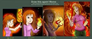 Draw and Draw by Blumestien