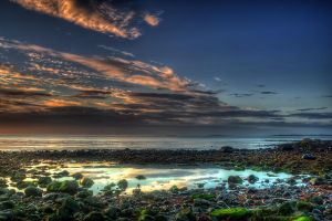 Morning Reflections by marklewisphotography