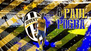 Paul Pogba by Tautvis125