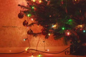 with christmas mood by Burder