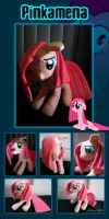 Sad Pinkamena Plush by Furboz