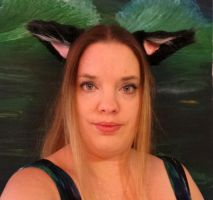 Cat Ears by Eviecats