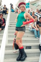 Cammy from Street Fighter by gottabekittenme
