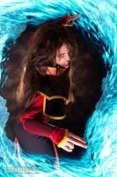 Azula by GinaBCosplay