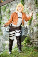 Armin - Shingeki no Kyojin by Marco-Photo