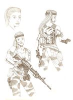 soldier_girl2 by wishful-puppeteer