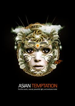 ASIAN TEMPTATION by thebadwolves
