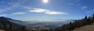 Lovrenc Slovenia upper view by Something1825