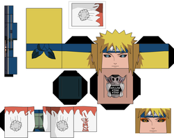 Minato no arms by hollowkingking