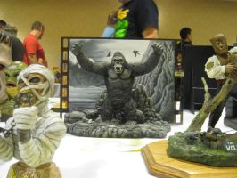 Gold Trophy Winner in Horror at Wonderfest! by Legrandzilla