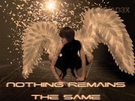 Nothing remains the same by vad3x