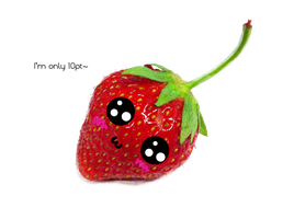 Strawberry by Cute-Adoptabels