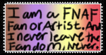 FNAF stamp by Polarbearshygirl