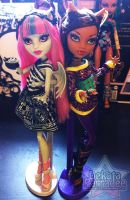 Monster High - Ghouls of the Night by Chibi-Warmonger