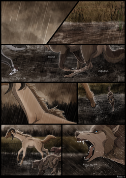 Whitefall - Page 1 by Cylithren