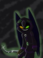 Evil Suri from another dimension by JesusFreakUS