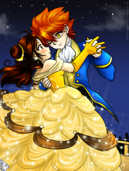 the Beauty and the...Beast? by Robbuz