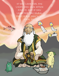 Uncle Iroh - Look For The Light by faithless12