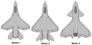 Stealth Strike Fighters by Kryptid