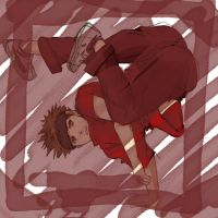 bboy for sketchyproductions. by Jisuxlyric