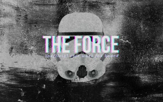 the force. by lohir