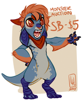 Monster Auction by LiLaiRa