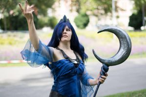 Princess Luna Cosplay by Nightrosi
