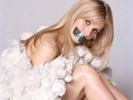 Gwyneth Paltrow Gagged 2 by N099ER