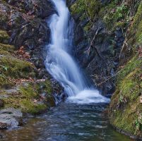 Shenandoah Water Fall 2 by Tyler007