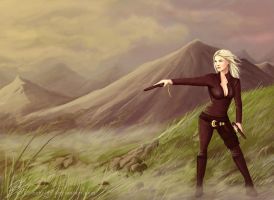 Cara | Legend of the Seeker | by Nebride