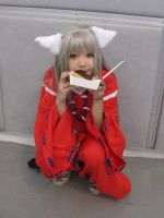 Inuyasha cosplay by alexzoe