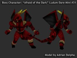 Boss Character for Ludum Dare Mini 31 by DelphaDesign