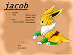 jacob ref by Pikachim-Michi
