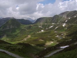 Another Valley near Fort Pepin by FraterSINISTER