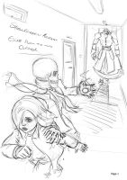 Skulduggery Doddle01- Skulduggery Pleasant Fan Art by VisualSymphonyStudio