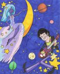 Lucy in the Sky with Diamonds by roseandthorn
