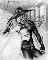 Vampire Hunter D by ShonnaWhite